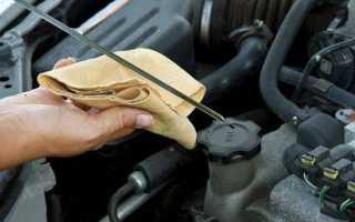 Бензин в моторном масле, причины неисправности