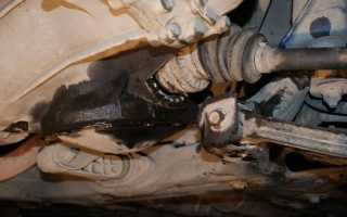Появилась течь масла в двигателе