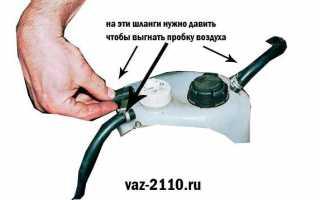 Замена охлаждающей жидкости: сколько тосола лить в ваз 2107
