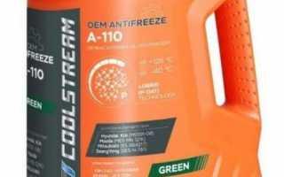 Идеальное решение для hyundai и kia: антифриз coolstream a-110