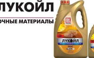 Обзор масла лукойл супер sg/cd 10w-40