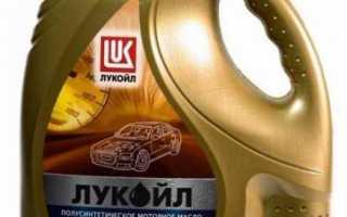 Масло lukoil genesis armortech 5w-40: моторное, синтетическое