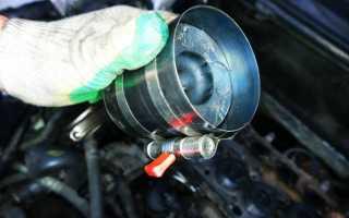 Как промыть гидрокомпенсатор, не снимая двигатель
