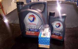 Обзор масла total quartz 9000 5w-40