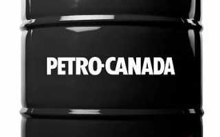 Обзор масла petro-canada supreme synthetic 5w-30