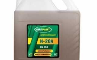 Масло индустриальное и-40а (и-40): технические характеристики, госты и очистка