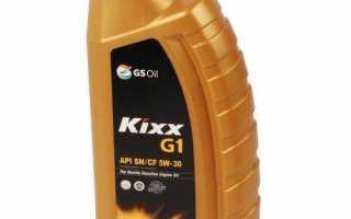 Kixx g1 sn plus