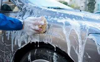 Как правильно мыть двигатель автомобиля своими руками